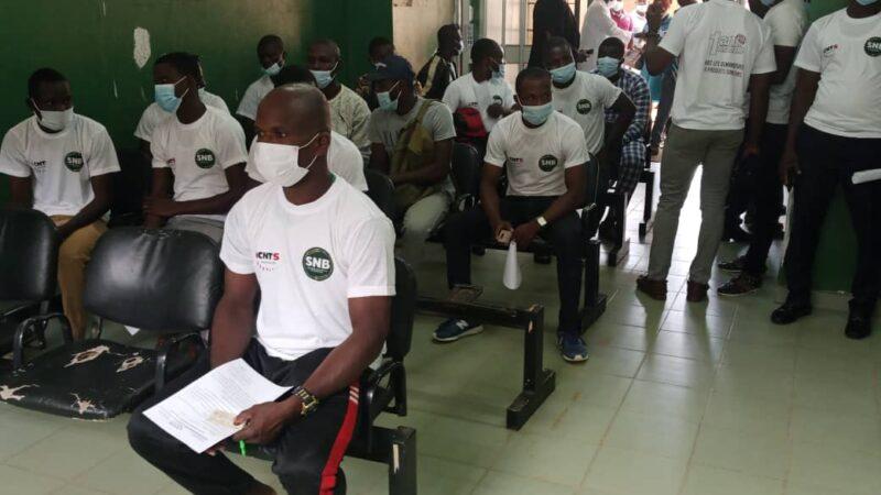 Togo : don de sang : la SNB et l'Association Vie et Avenir se mobilisent pour sauver des vies humaines